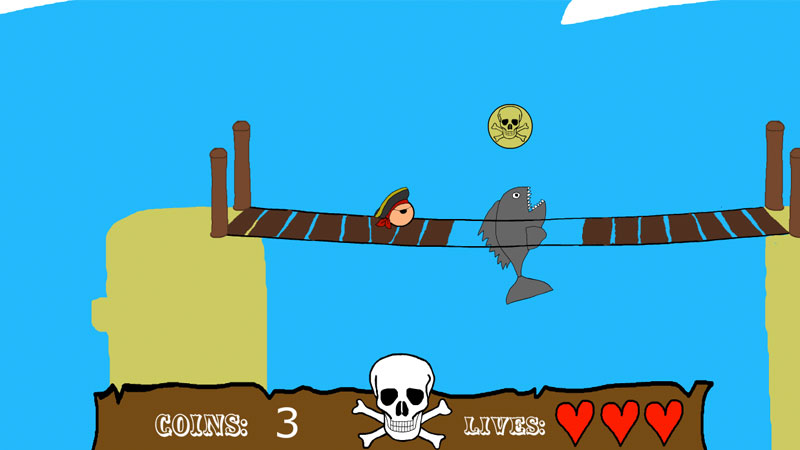 Pirate Ball Adventures Game 3