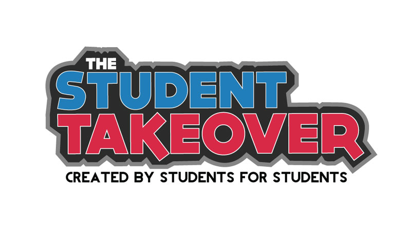 The Student Takeover Logo